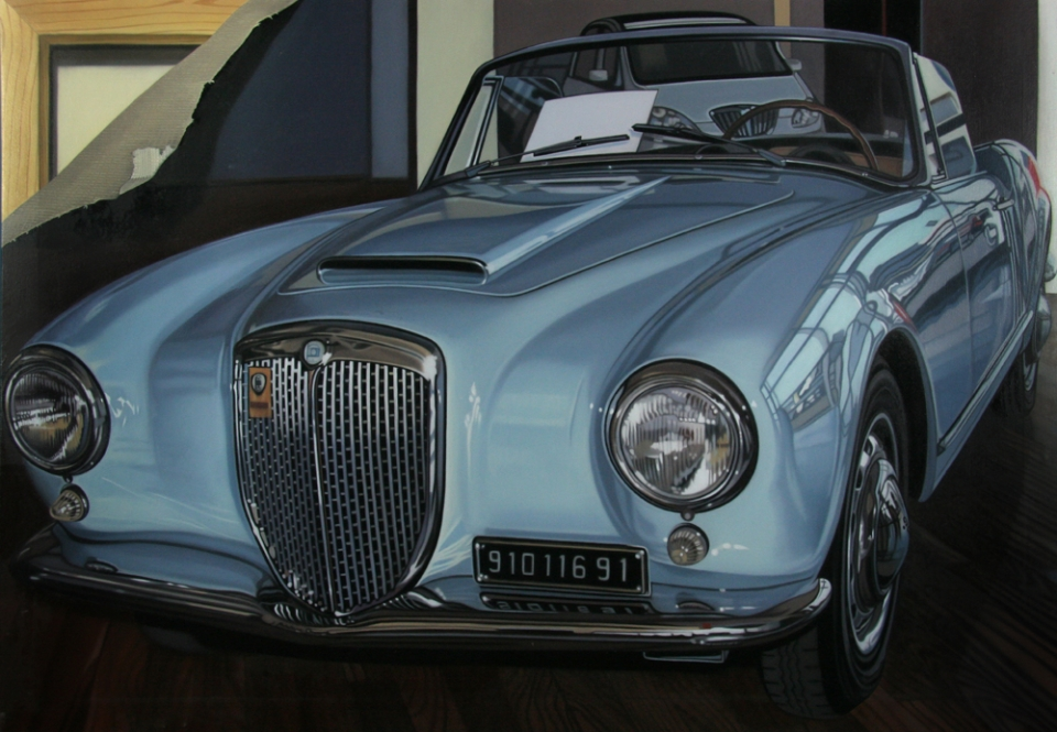 9101169, oil on canvas, cm 70×100, 2008