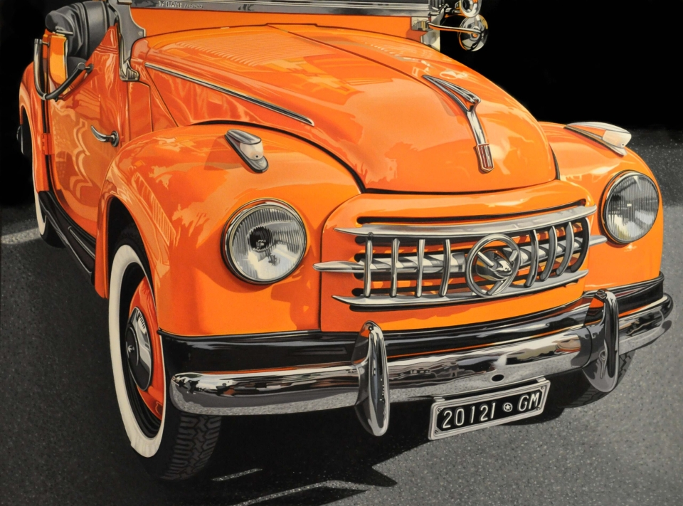 20121, oil on canvas, cm 60×80, 2011