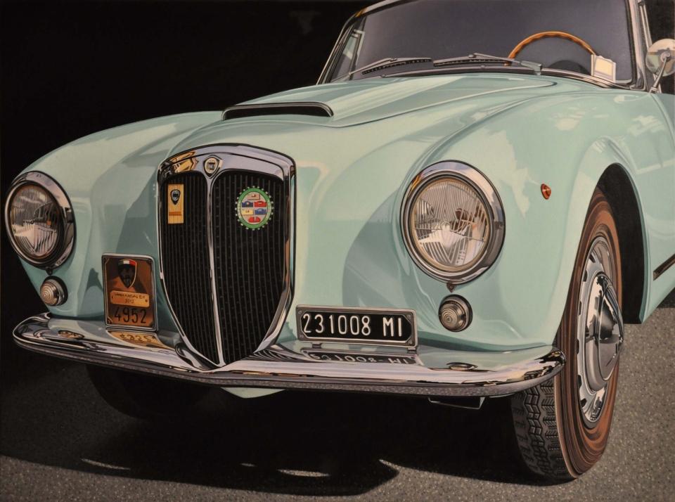 231008, oil on canvas, cm 60×80, 2011